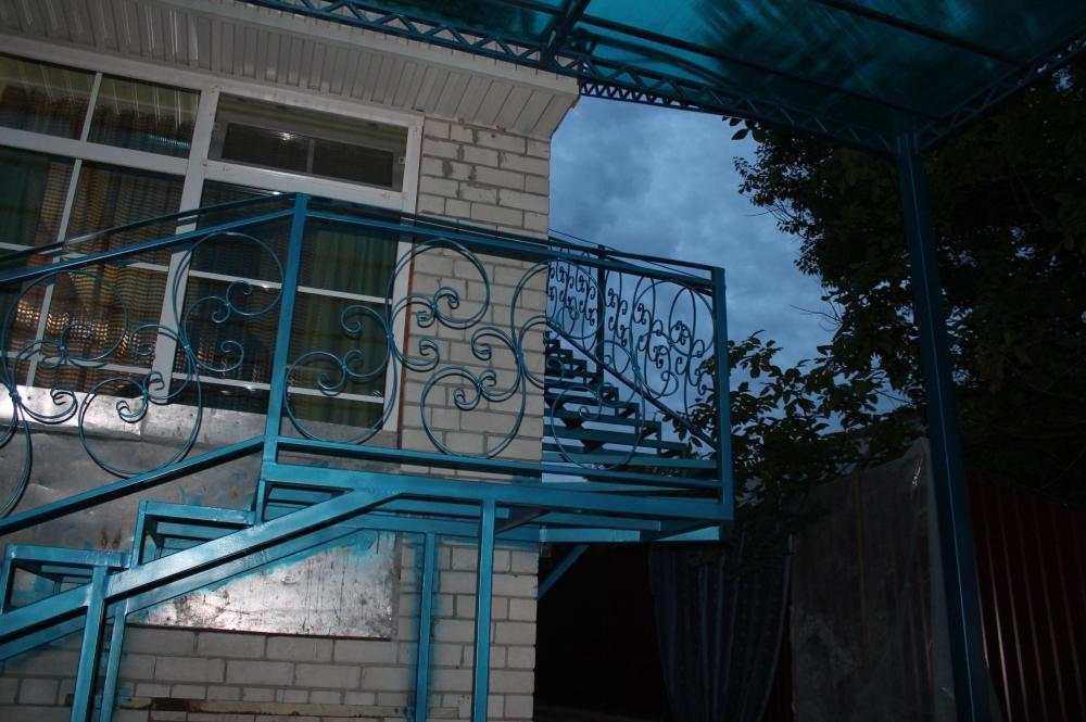 Фото - навес для террасы 28